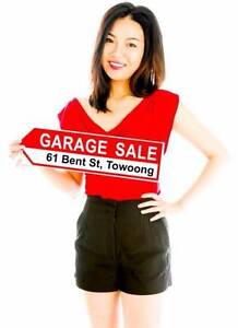 *POSTPONED* HUGE NAME BRAND GARAGE SALE 21/1/17 8am-Midday Toowong Brisbane North West Preview
