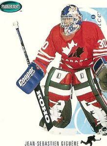 Five Quality Hockey Sets ($110 Beckett value)