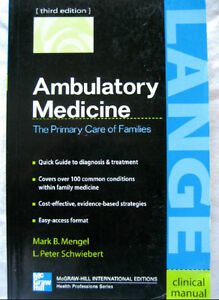 Ambulatory Medicine Primary Care of Families