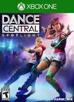 New Dance central spotlight XBOX One