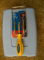 Mastercraft screw driver new never used life time warranty