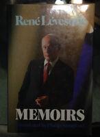 Rene Levesque, Memoirs