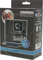 New - KROSS HIGH DEFINITION WEBCAM WITH AUTO FACE TRACKING