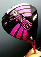 "Limited Edition ""PINK"" Bubba Watson Driver"