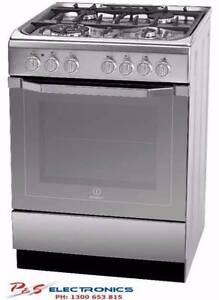 BRAND NEW Indesit 60cm Upright Dual Fuel Cooker - I6T52 Lansvale Liverpool Area Preview