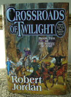 """CROSSROADS OF TWILIGHT"" - BOOK 10 OF ""THE WHEEL OF TIME"""