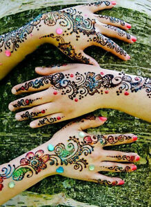 Henna Designs /bridal henna,Henna  Party(chamicals Free) Kitchener / Waterloo Kitchener Area image 5