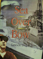 Sea over bow: A P.E. Islander in the Royal Canadian Vol. Res.WW2