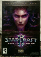Starcraft 2: Heart of the Swarm (HOTS) PC Expansion Pack