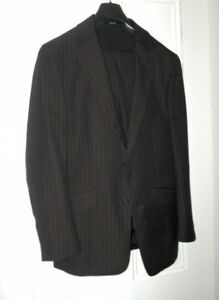 2 pc suit for a young man, size 18