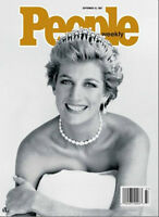 PEOPLE Weekly Magazine (Princess Diana - Cover) - Sept. 15, 1997