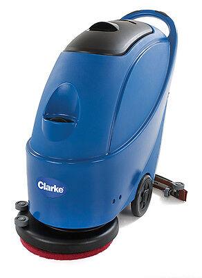 New Clark 17e Electric Floor Scrubber W Power Cord Ca30 17b