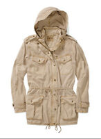 Aritzia Trooper Jacket in Oxford Tan Size XS