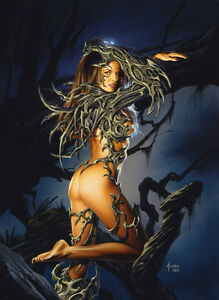 Witchblade by Joe Jusko - REDUCED