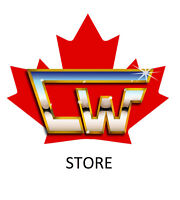 Canadian Wrestling Figures Store - Now open on Facebook WWE