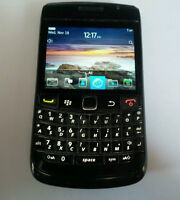 BLACKBERRY BOLD 9780 UNLOCKED USED WORKING WELL INCLUDING CHARGE