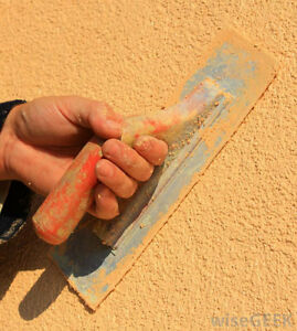 Stucco Repair & Wall Repair Colour Matching