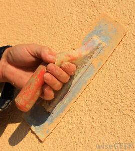 Stucco Repair & Wall Repair Colour Matching Kitchener / Waterloo Kitchener Area image 1