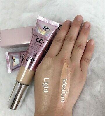 IT Cosmetics Your Skin But Better CC+ Cream SPF 50 Anti-Aging  (Light or Medium)
