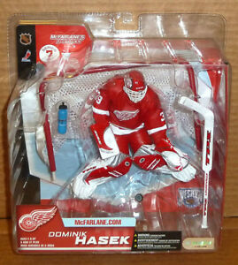 Red Wings - Dominik Hasek NHL 7 McFarlane at JJ Sports