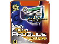 Gillette Fusion ProGlide Men's Razor Blades - 8 Blades