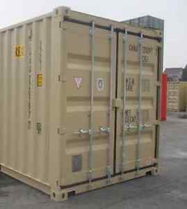 Shipping Container Steel Doors