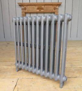 cast iron water rads
