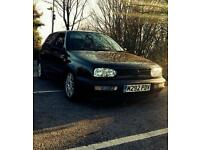 VW GTI VR6 CONVERSION 2.8 LTR black 5 door 93000 miles 4 owners long MOT