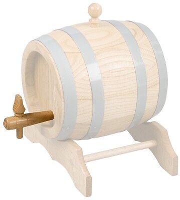 Holz Zapfhahn Hahn Fasshahn Faßhahn Bierhahn für Fässer 1-2 L Holzfass Bierfass