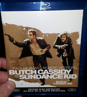 Butch Cassidy / Sundance Kid blu ray for sale