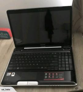 Toshiba satellite laptop.