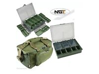 Ngt hold-all and tackle box £20 ono