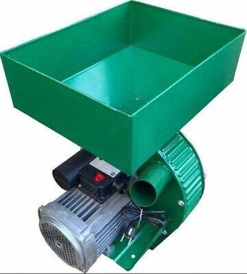 Crusher Of Feed Grain Corn Grain Crusher 500 Kg Hour 2500 Watt 220-240v