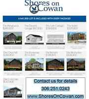 CABIN OWNERSHIP MADE EASY @ Shores On Cowan