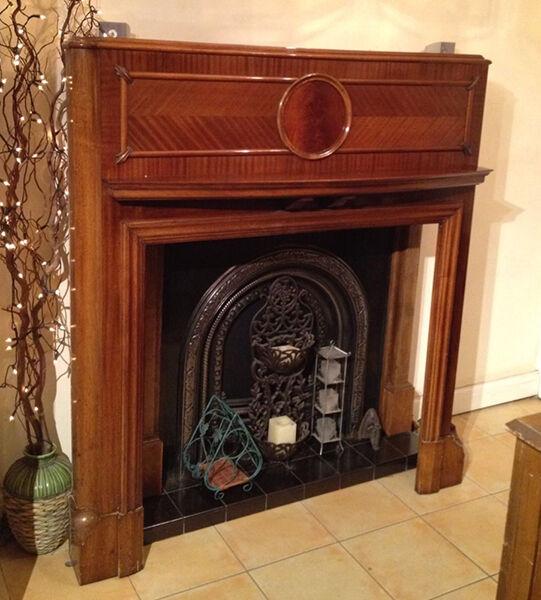 Art Deco Fireplace Buying Guide