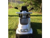 Mobility scooter 8mph tga s4 2013