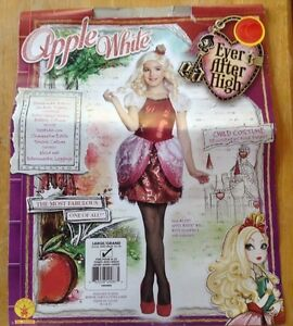"EVER AFTER HIGH ""APPLE WHITE"" JAMAIS UTILISÉ"