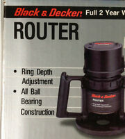 Router Black Decker | Buy or Sell Tools in Ontario ...