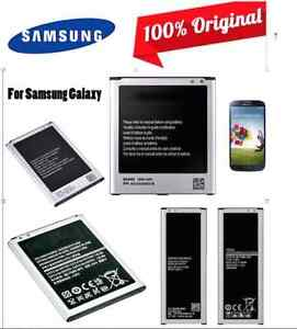 100% Original Batteries Samsung S4S5 NOTE2 Note3 NOTE4 Note Edge
