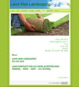 lawn  aeration London Ontario image 2