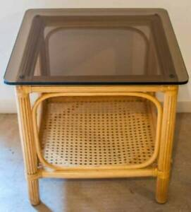Wicker retro coffee table (Price Further Reduced)