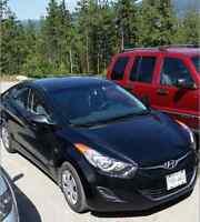 2013 Hyundai Elantra Sedan LIKE NEW VERY LOW KMS