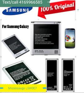 BRAND NEW Original Samsung Note 2 S4 S5 Batteries