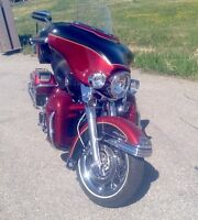 '07 Harely Davidson ultra classic