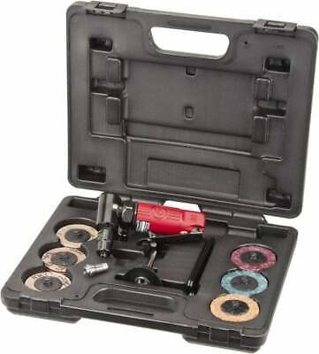 Chicago Pneumatic 19 Piece Right Angle Die Grinder Kit