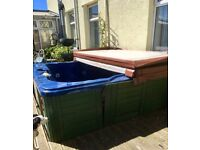 Bellinda hot tub for sale spares or repairs open to offers .