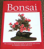 "HARDCOVER FIRST EDITION OF ""BONSAI"""