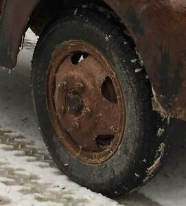 """7.50 x 20"""" truck tires wanted"""