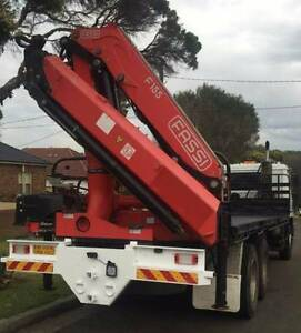 ***MUST SELL - GOING OVERSEAS *** Mitsubishi 12 Tonne Crane Truck Sydney City Inner Sydney Preview
