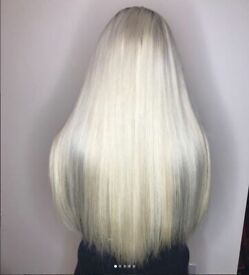 Mobile Luxury Hair Extension Specialist-Nano & Micro Rings- Hertfordshire